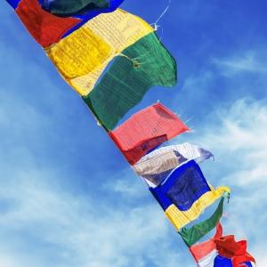 דגלים טיבטים
